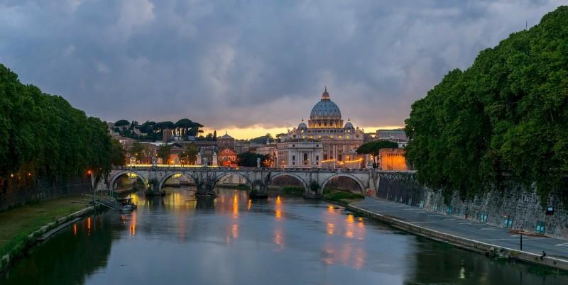Italie du Nord de Rome à Venise