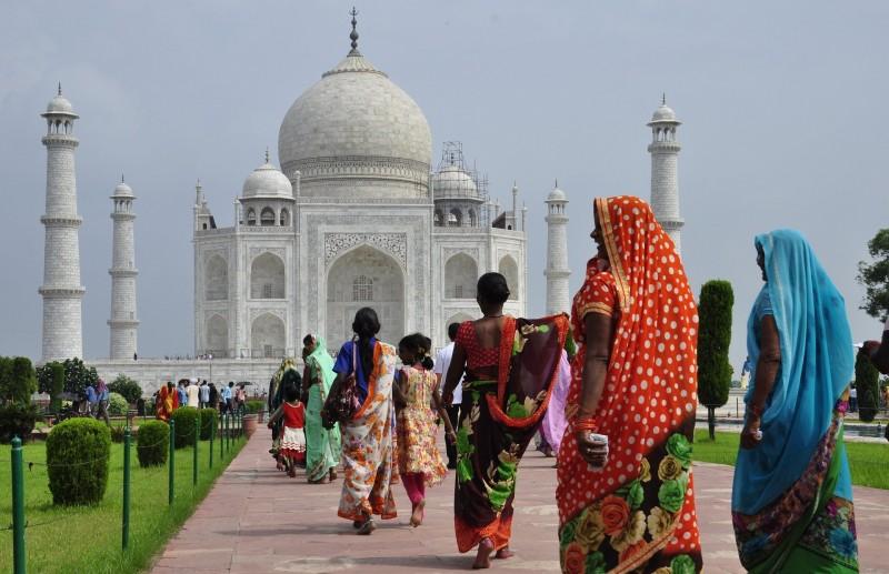 Découverte de l'Inde du Nord