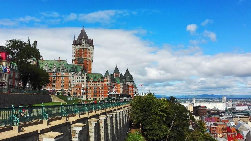Découverte du Québec en voiture